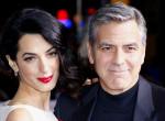 Férje aggódik érte - Egyre rosszabbul néz ki Amal Clooney