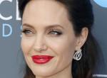 Több kilót hízott: Angelina Jolie végre összeszedte magát