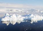 Az űrből is látszik, hogyan tört ketté egy jégtábla az Antarktiszon