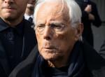 Némán zokogott, nem tudta, mit tegyen - Giorgio Armani sose hallott bukása
