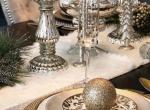Ünnepi asztaldísz ötletek karácsonyra: az egyszerűtől a különlegesig