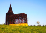 Ilyet még biztosan nem láttál: ez a templom teljesen átlátszó – Fotó