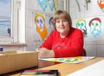 Művészeti alkotások megvásárlásával segíthetünk autista fiatalokon