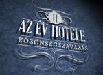 AZ ÉV HOTELE Közönségszavazás: vasárnap kezdődik a döntő szavazás