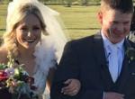 Szörnyű tragédia történt a házaspárral az esküvőjük után két órával