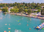 Szabadstrand-körkép 2019: Itt fürödhetünk ingyen a Balatonban