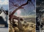 Elképesztő téli mesevilággá fagyott a Balaton környéke - Fotók
