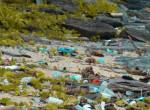 Sokkoló! Bokáig ér a szemét a bali tengerparton – képgaléria