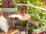 Elképesztő átalakítások: Így újítsd fel kevés pénzből a balkonodat