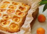 Sárgabarackos mandulapite - Egy könnyű, édes finomság a meleg nyári napokra
