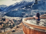 A legszebb téli szabadtéri fürdők, amiktől még a szád is tátva marad