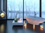 Ezektől az elemektől lesz trendi egy fürdőszoba 2020-ban