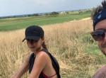 David és Victoria Beckham a magyarok egyik kedvenc nyaralóhelyén vakációzik