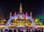 Bécsben is indul a karácsonyi szezon: Megmutatjuk, idén hogyan csillog