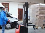 Több millió értékű adománnyal segíti az idősotthonok lakóit a Bock
