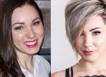 Megdöbbentő átalakulások: Ennyit számít egy jó frizura