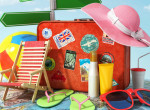 Szívószálat a bőröndbe! Így biztosan mindennek lesz helye – videó