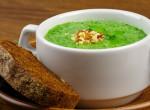 Pofonegyszerű és olcsó ebéd - Könnyű zöldborsókrémleves