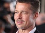 Ezzel a csinos színésznővel ölelkezett Brad Pitt
