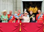 Így néz ki a brit királyi család, ha senki nem látja őket