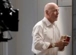 Így viselkedett Bruce Willis a kulisszák mögött a magyar reklámfilm forgatásán