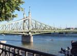 Idén nyáron is megnyitják a gyalogosoknak a Szabadság hidat