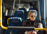 Lefotózták a nőt a buszon, nagyon kínos, amit észrevettek a képen