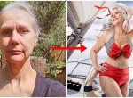50 feletti nőket alakítottak át címlaplányokká - Előtte-utána fotók