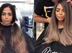 Döbbenetes átalakulások képekben: Ennyit számít egy jól elkészített frizura
