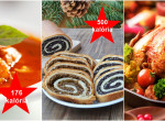 Ez a top 10 leghizlalóbb karácsonyi étel: Nem süti lett az első!