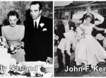 Judy Garland, Sinatra és a többiek - fotókon a történelem leghíresebb sztáresküvői