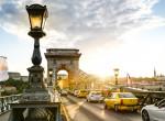 Budapest több útszakaszát is lezárják hétvégére