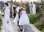 Maga volt a mennyország a Chanel bemutatója a párizsi divathéten - Fotók