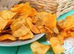 Burgonya chips házilag: Ropogós, ízletes és jobb is, mint a bolti!