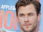 Brutálisan kigyúrta magát Chris Hemsworth felesége, ijesztő az átalakulása - Videó