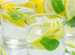 Van bármi haszna annak, ha citromos vízzel indítjuk a napot? Itt a válasz!