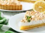 Ennél egyszerűbb és gyorsabb édesség nem létezik: Sütés nélküli citromtorta