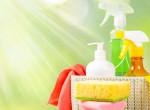 Így takarítsd ki a lakást fele annyi idő alatt