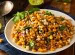 Mennyei mexikói kukoricasaláta