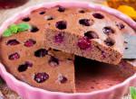 Kakaós-cseresznyés piskóta – pont ahogy a nagyi sütötte