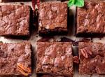 Csokoládés minitorták: Ha nassolnál valamit, de nincs sok időd sütni - Recept