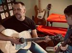 A vérében van a zene: Czutor Zoli kisfia még csak nyolcéves, de már igazi rocksztár