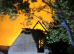 Döbbenet! Teljesen leégett egy volt étterem Budapesten