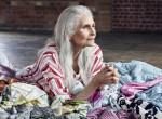 Ő a világ legidősebb topmodellje - 70 évesen indult karrierje