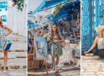 Merész színek, természetes anyagok - Így viseld a tunéziai divatot