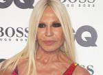 Nehéz elhinni: Ilyen gyönyörű nő volt Donatella Versace régen