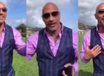 Miskolci gimiseknek üzent magyarul Dwayne Johnson - Videó