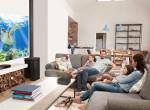 A projektor nem csak az iskolába való - Igazi design kütyü az otthoni mozizásért