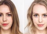 Döbbenetes előtte-utána fotók: Ennyit számít egy jól választott hajszín