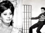 Sophia Loren nem tagadja, hogy összeszűrte a levet Elvis Presley-vel